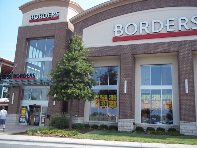 Virtual Hired Hand - The Fall of Borders Reveals Lessons for Onlin Business Owners