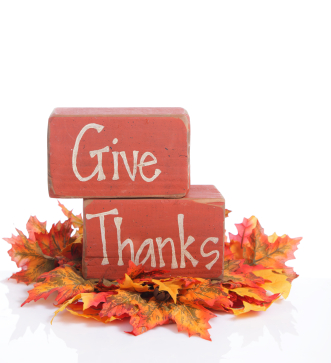 Virtual Hired Hand - Happy Thanksgiving