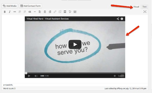 see-video-from-wordpress-visual-tab