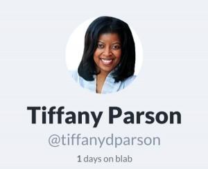 Tiffany On Blab