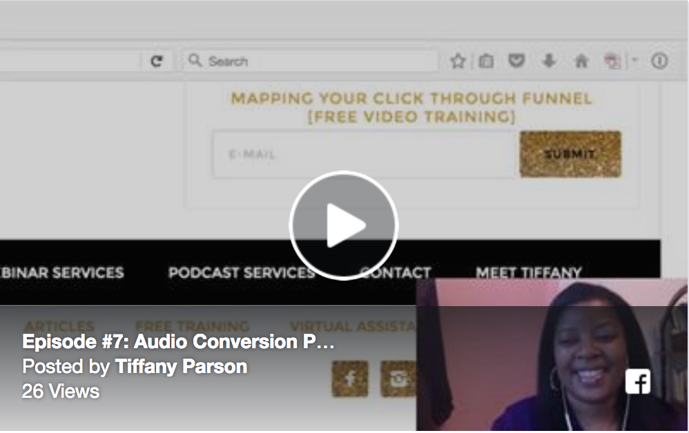 Audio Conversion Part II