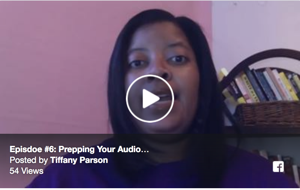 Prepping Your Audio or Video For Transcription