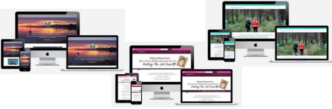 Website Makeover and Management Informational
