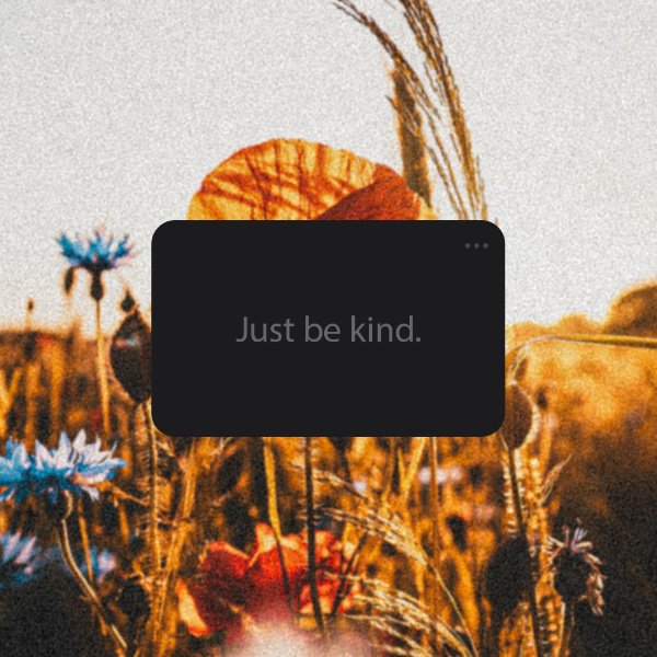 Church and Social Media: Just Be Kind